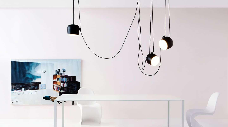 Осветление Aim suspension bourollec