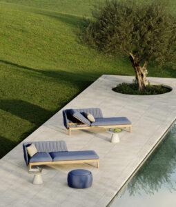 Промоционални условия на мебели за външни условия Royal Botania