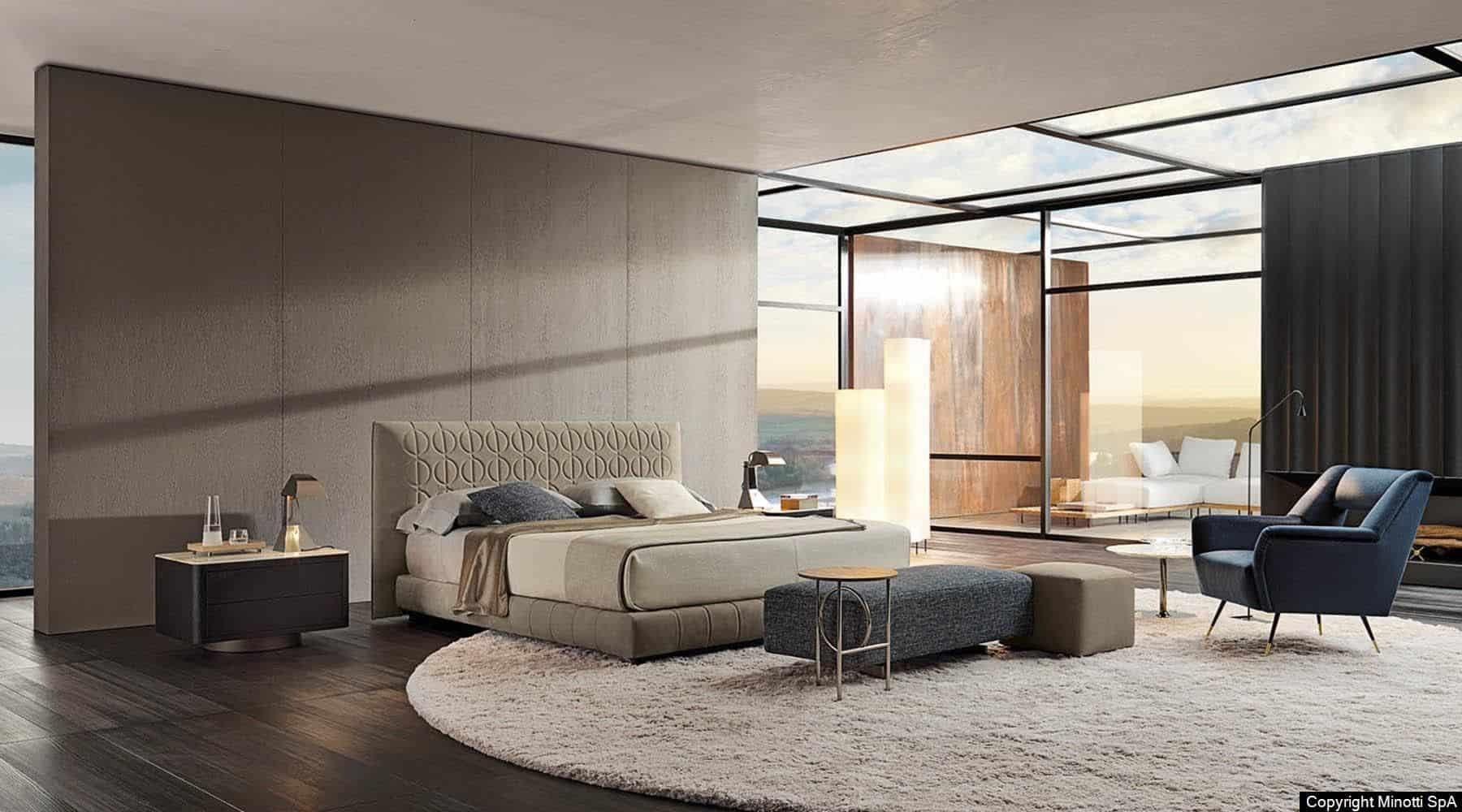 Спалня Curtis