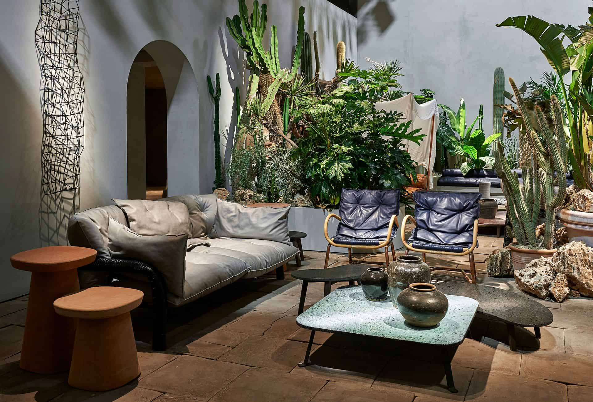 Мебели за външни условия ELEPHANT