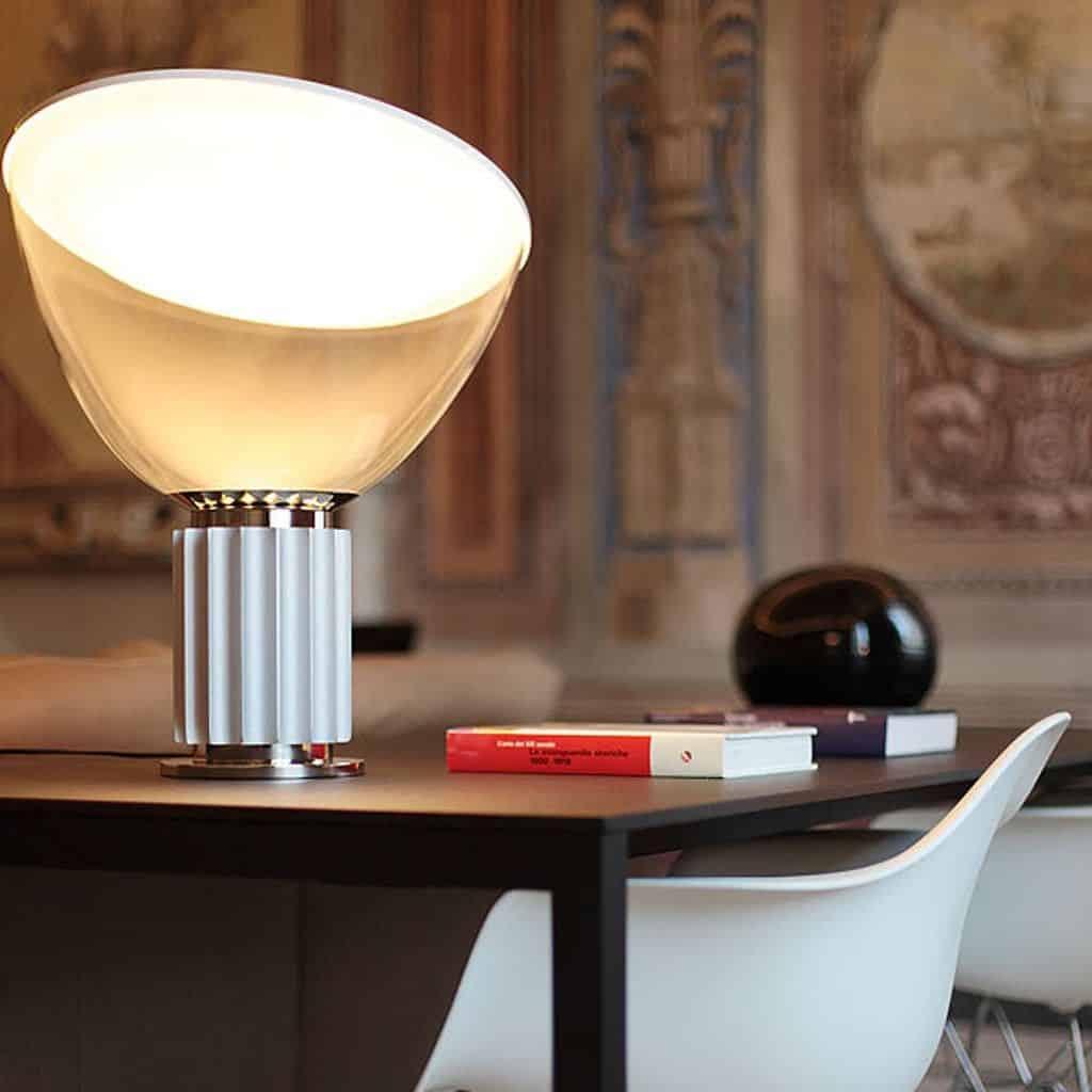 Осветление Taccia table