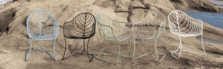 Мебели за външни условия FOLIA