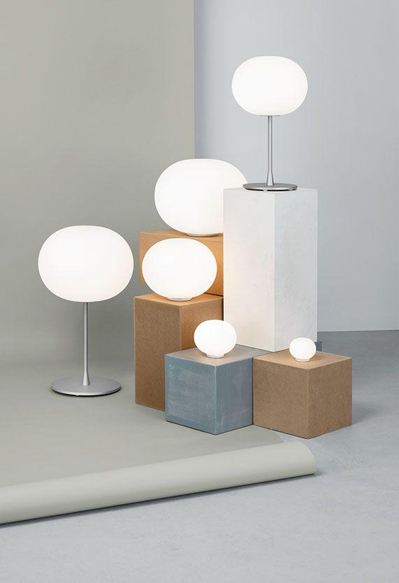 Осветление Glo ball table