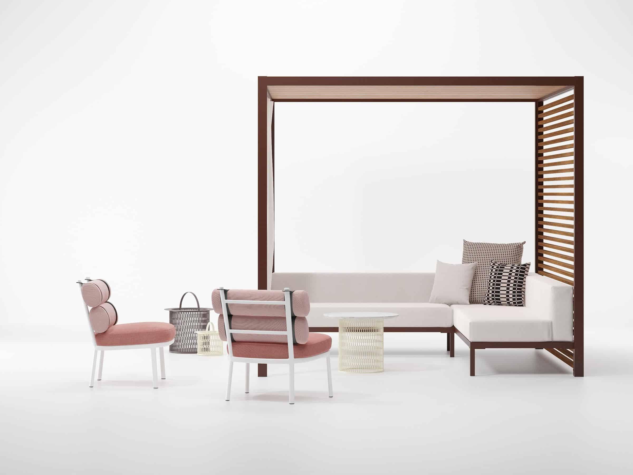 Мебели за външни условия Pergolas