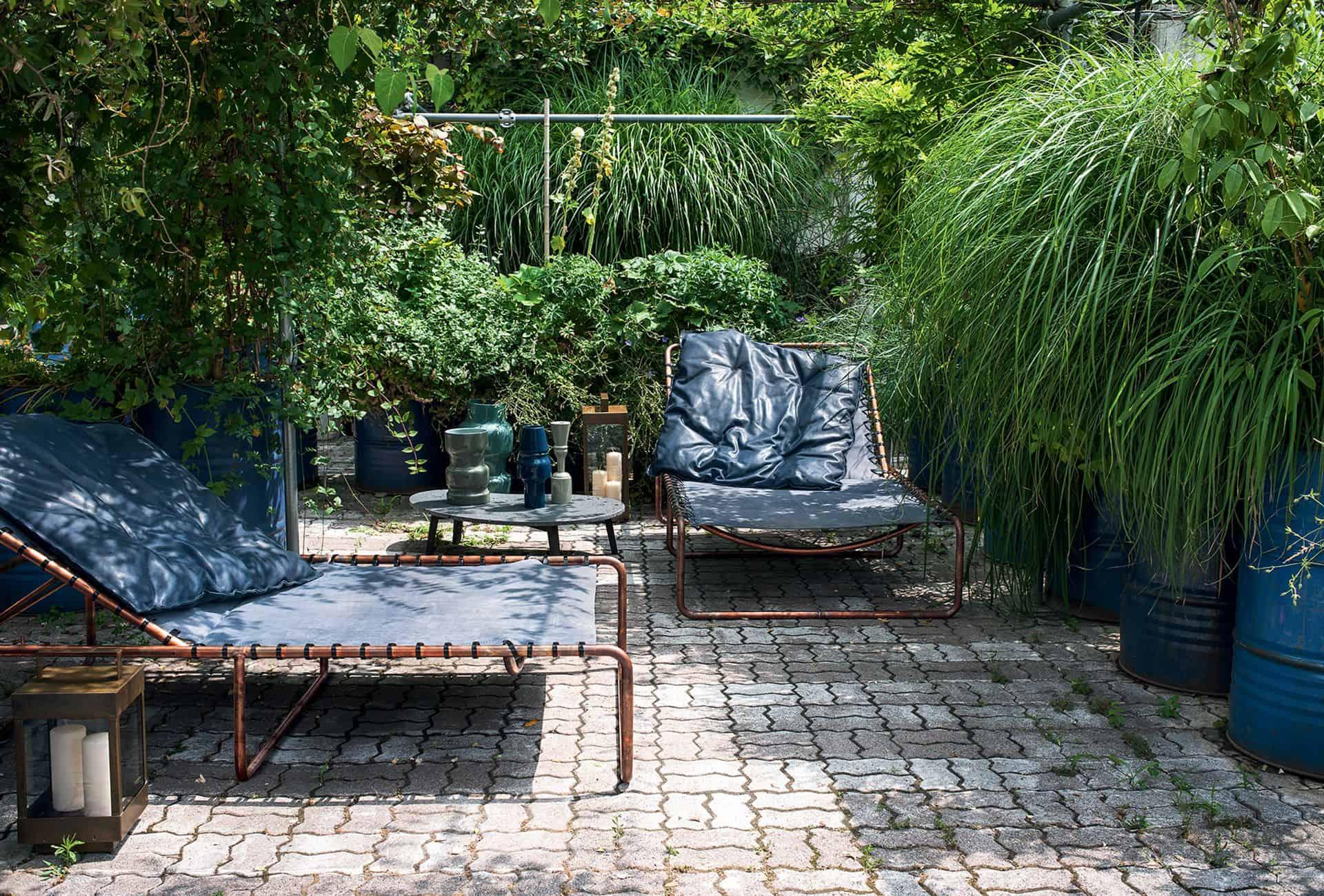 Мебели за външни условия Rimini