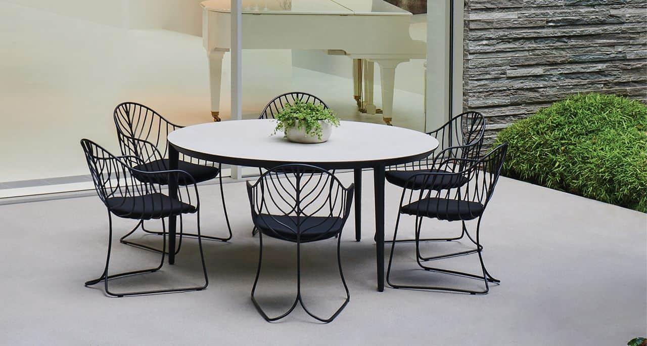 Мебели за външни условия U-NITE