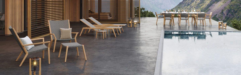 Мебели за външни условия Vita