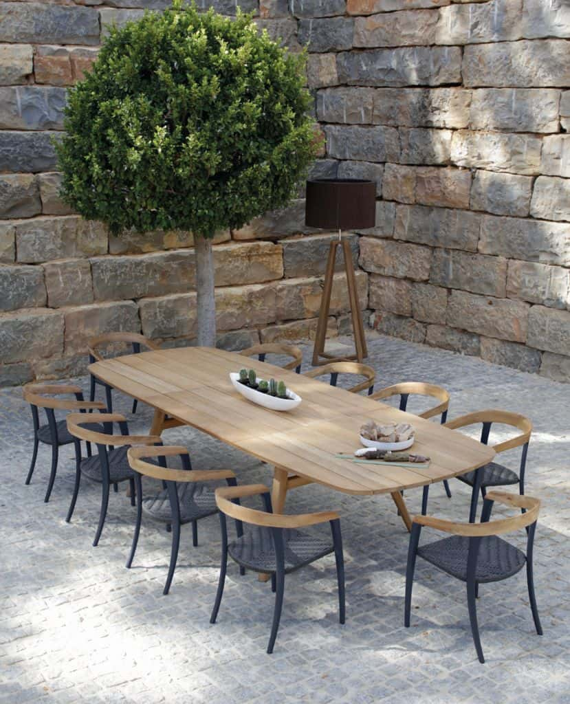 Мебели за външни условия Zidiz